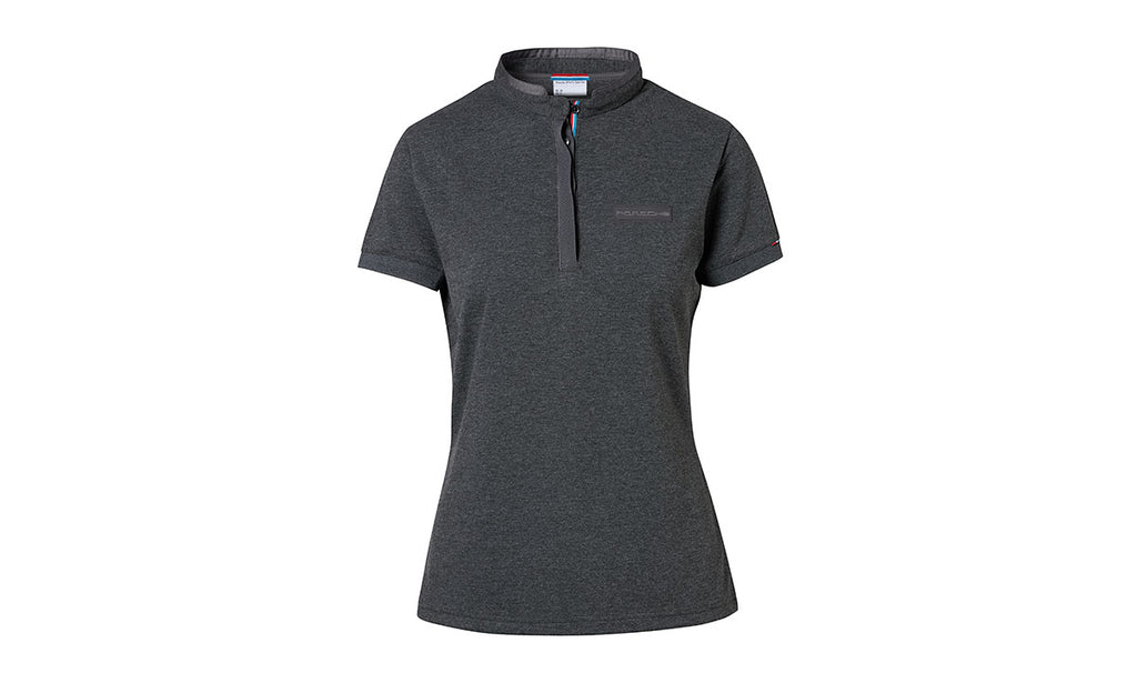 Porsche Driver's Selection Classic Polo Shirt - Grey