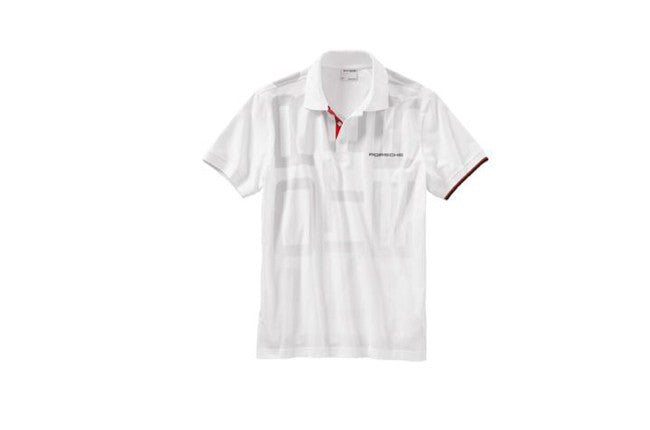 Porsche Driver's Selection Men's Polo - Racing Collection