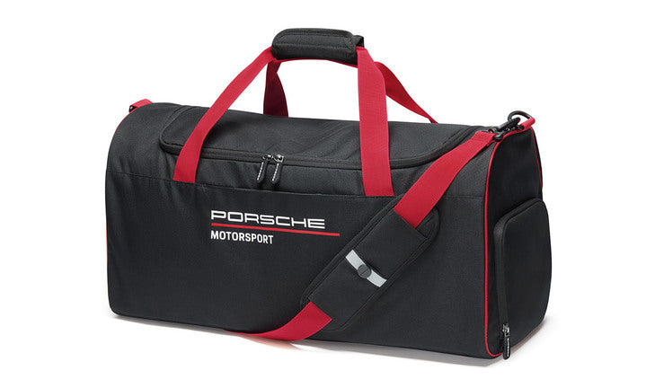 Porsche Driver's Selection Sports Bag - Motorsport Fanwear Collection
