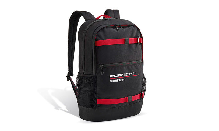 Porsche Driver's Selection Backpack- Motorsport Fanwear Collection