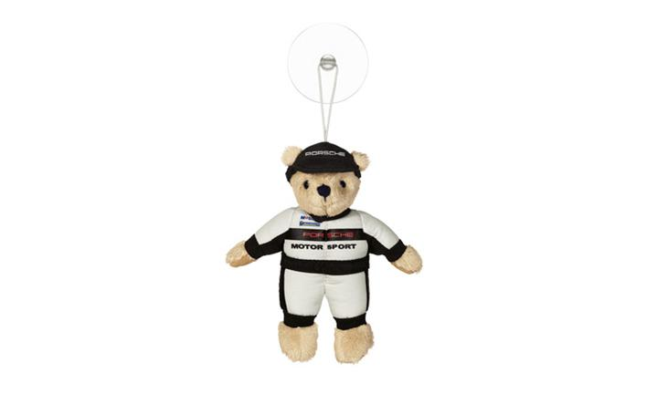 Porsche Driver's Selection Mini Motorsport Bear