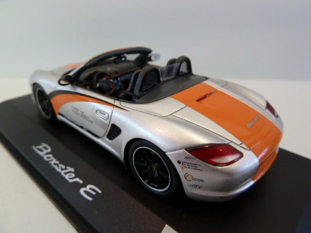 Porshce Boxster E (987) Concept 1:43 Model Car