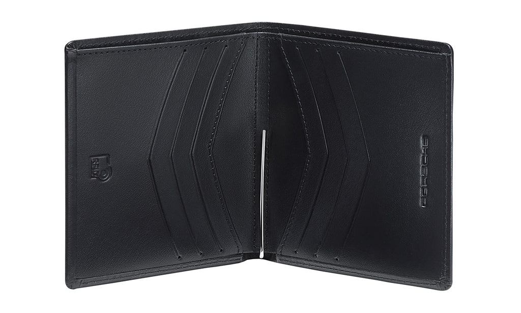 Porsche Design Driver's Selection Credit Card Case - Black