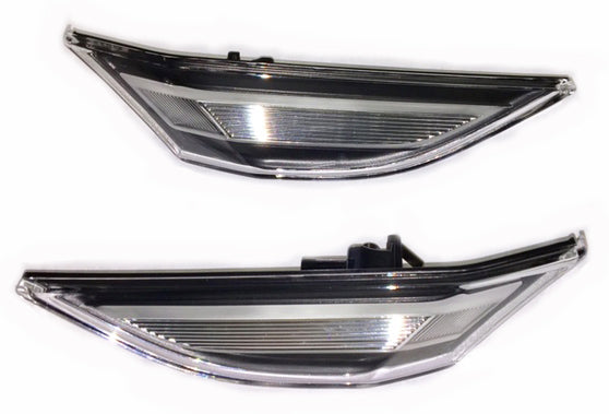 Clear Side Marker Lights for 911