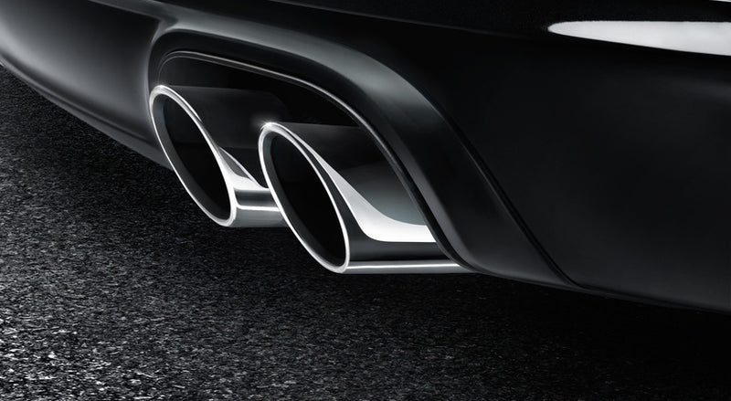 Porsche Tequipment Sports Tailpipes