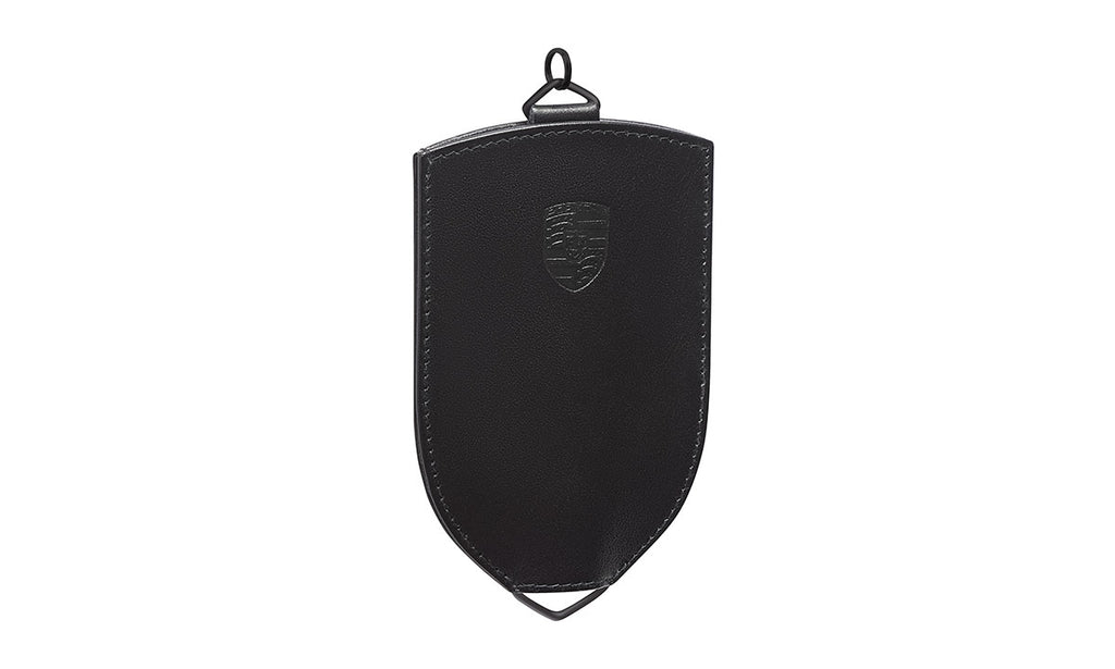 Porsche Driver's Selection Key Case- Black
