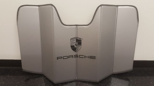 Porsche Tequipment Sun Shield Sunshade - for Macan