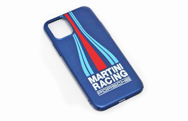 Porsche Driver's Selection iPhone 11 Snap On Case - Martini Racing