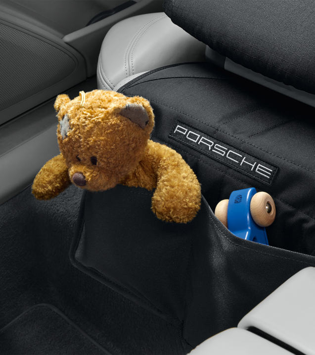 Porsche Driver's Selection Child Seat Mat