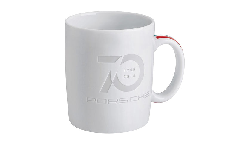 Porsche Driver's Selection Collector's Cup / Mug -70 Years Porsche