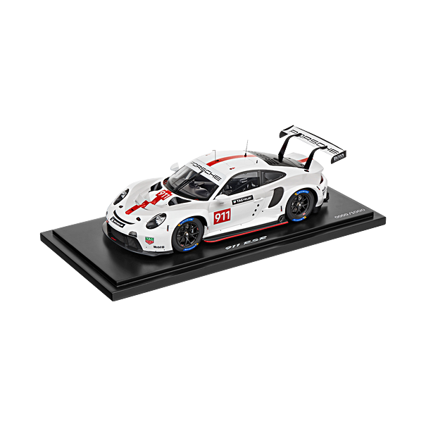 Porsche Driver's Selection 911 RSR #911 2019 (991.2) Model Car- 1:18 Scale