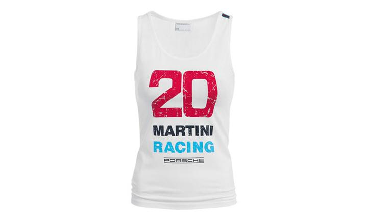Porsche Driver's Selection Women's Top - Martini Racing