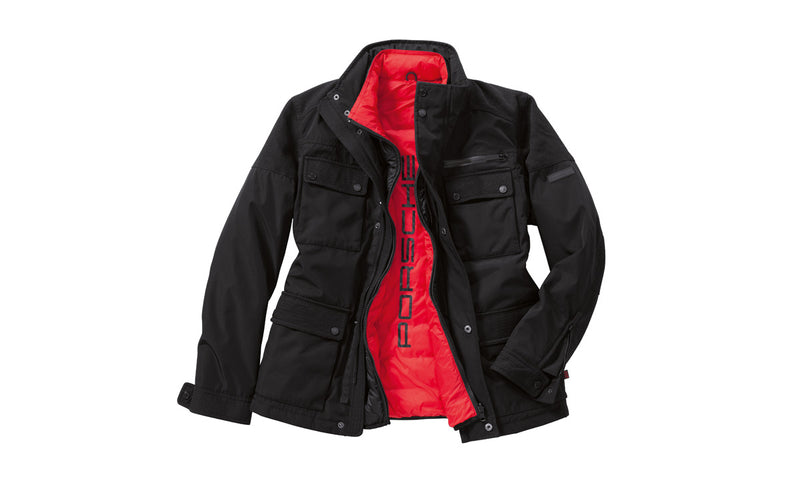Porsche Driver's Selection 2-in-1 Mens Jacket - 911 Collection