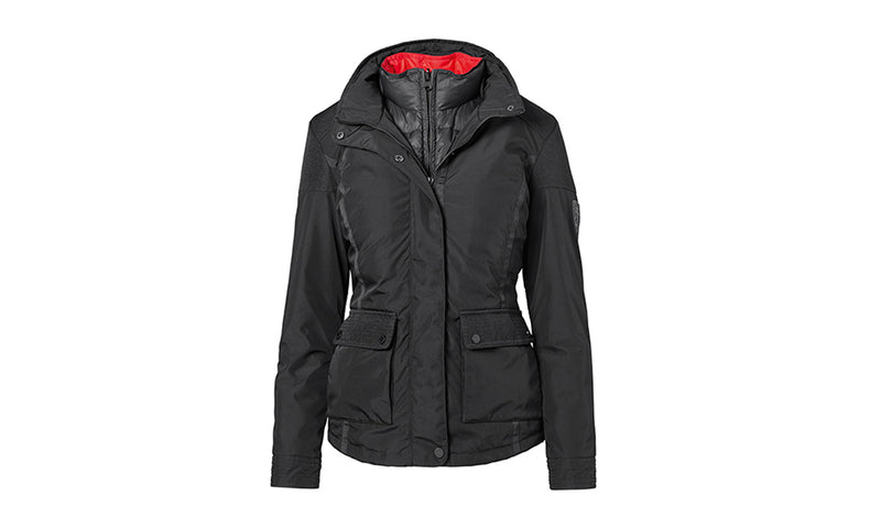 Porsche Driver's Selection 2 in 1 Women's Jacket with Vest - 911 Collection