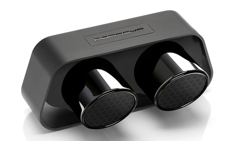 Porsche Design 911 GT3 Twin Exhaust Tip Bluetooth Speaker