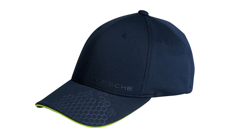 Porsche Driver's Selection Baseball Cap / Hat, Unisex, Dark Blue - Sport Collection