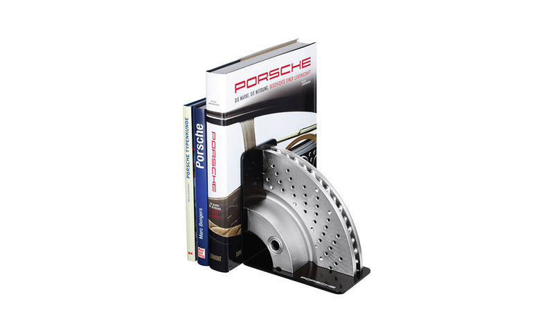 Porsche Driver's Selection Brake Disc Bookend