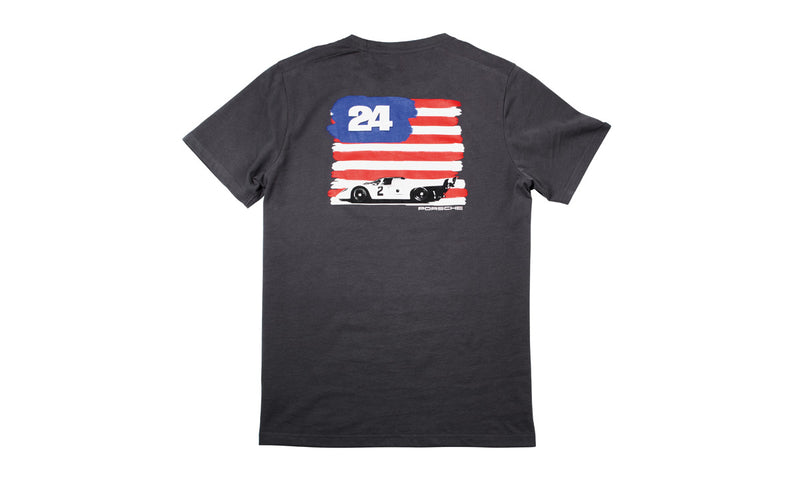 Porsche Driver's Selection Collector's T-shirt No.3 - 24 Hours Of Le Mans