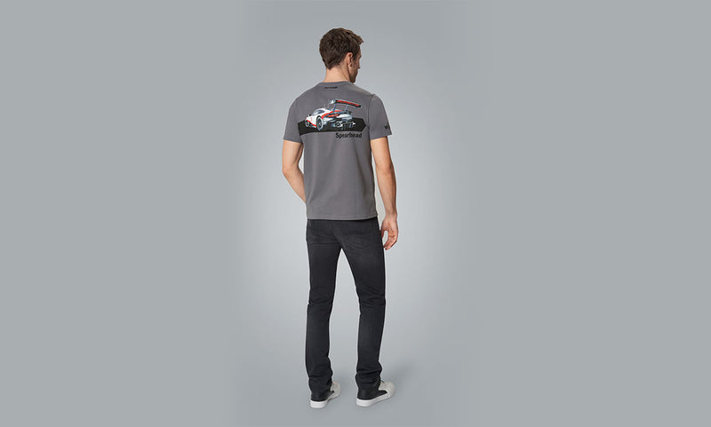 "Porsche Driver's Selection T-shirt - Racing Collection ""Spearhead"" 911 RSR"