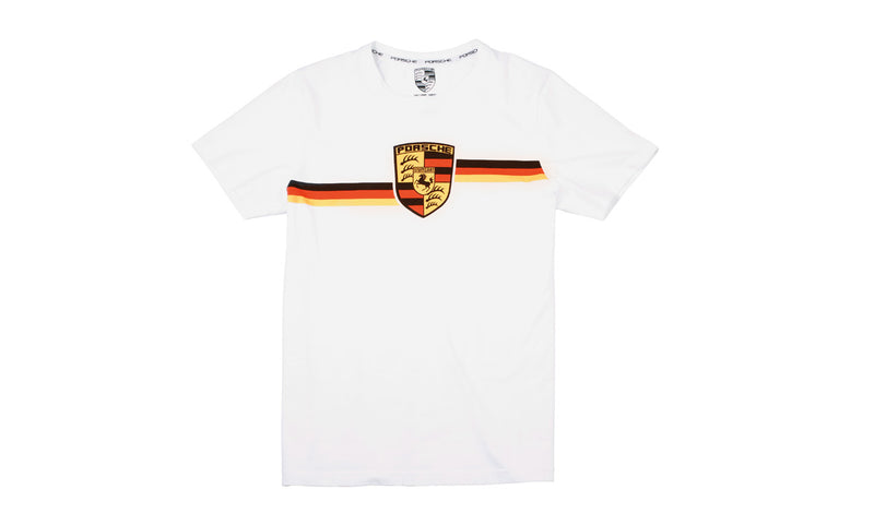 Porsche Driver's Selection Collector's T-shirt No. 1 - Porsche Crest