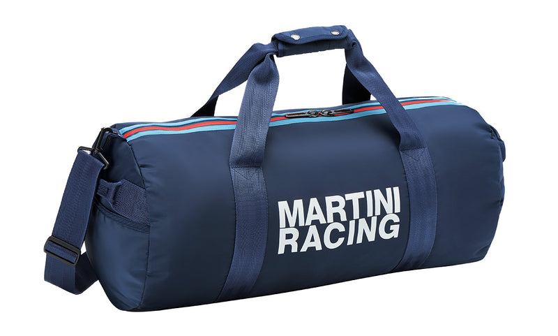 Porsche Driver's Selection Duffel Bag - Martini Racing Collection