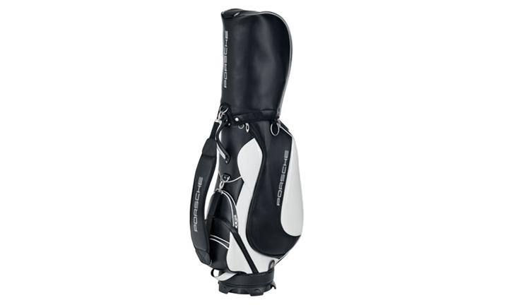 Porsche Driver's Selection Golf Cart Bag