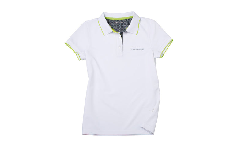 Porsche Driver's Selection Women's Polo Shirt- Sport Collection