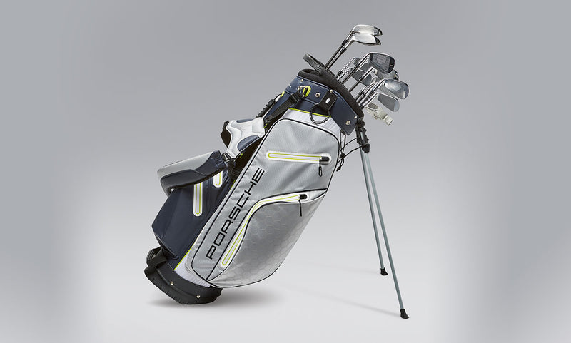Porsche Driver's Selection Golf Stand Bag