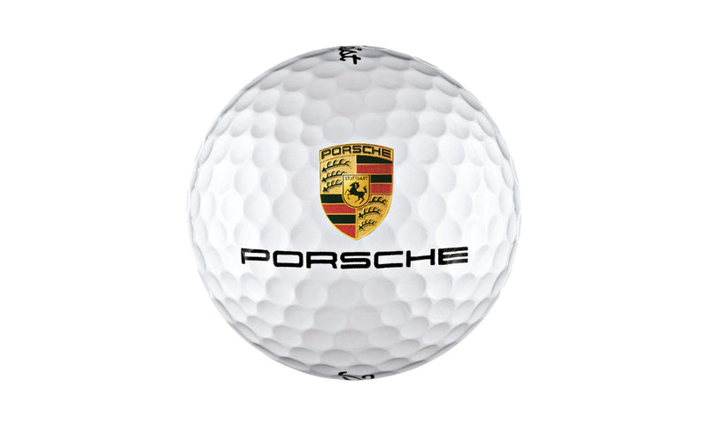 Porsche Driver's Selection Golf Balls [NTX Tour 2012]- Set of 3
