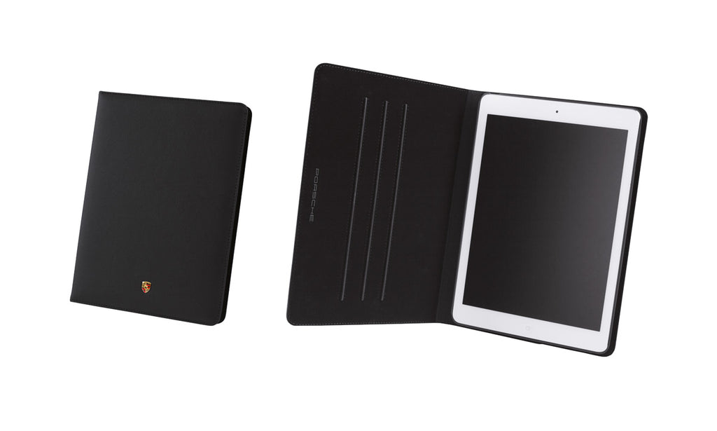 Porsche Driver's Selection Case For iPad Air With Stand Function