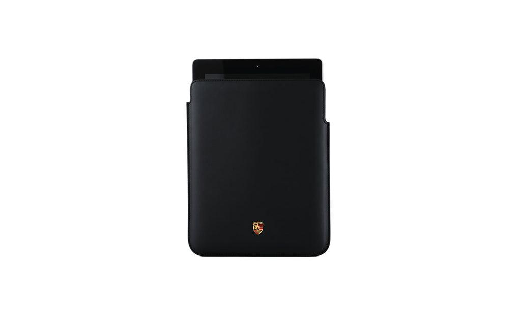 Porsche Driver's Selection Leather Case For iPad Mini