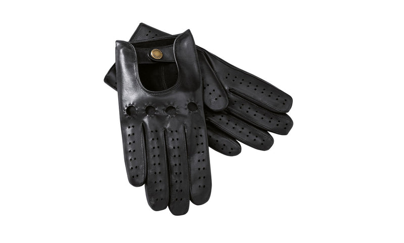 Porsche Driver's Selection Men's Leather Gloves- Classic Collection