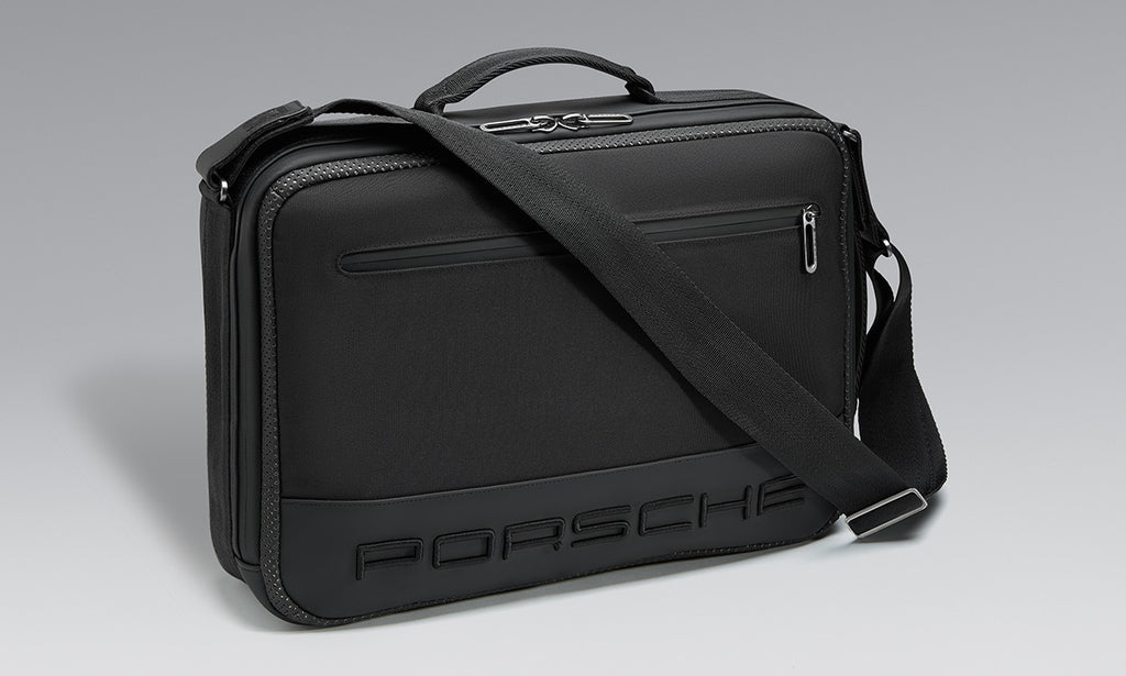 Porsche Driver's Selection 2 in 1 Messenger Bag & Rucksack - 911 Turbo S Exclusive Series