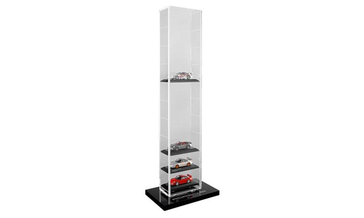 Porsche Driver's Selection Model Car Display Stand for 1:43 Models