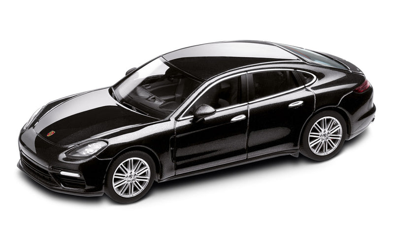 Porsche Panamera Turbo (G2) 1:43 Model Car - Volcanic Grey