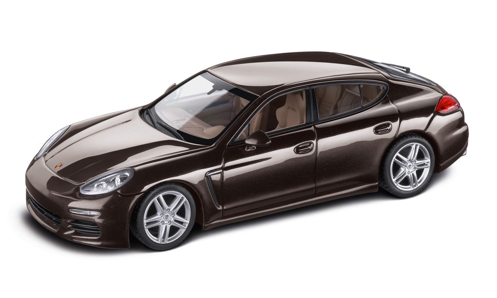 Porsche Panamera (G2) 1:43 Model Car - Mahogany Metallic