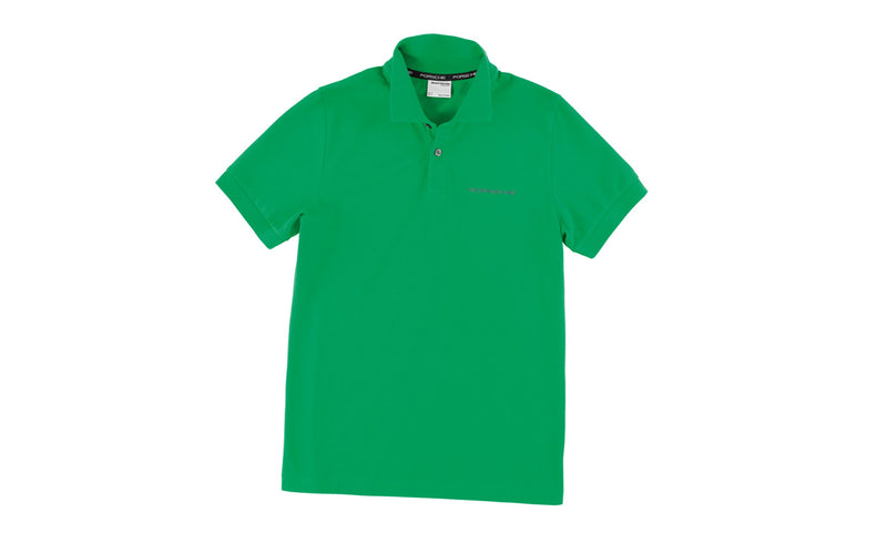 Porsche Driver's Selection Men's Green Polo Shirt
