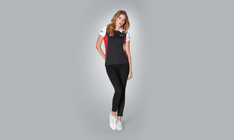 Porsche Driver's Selection Women's Polo Shirt - Motorsport 2018