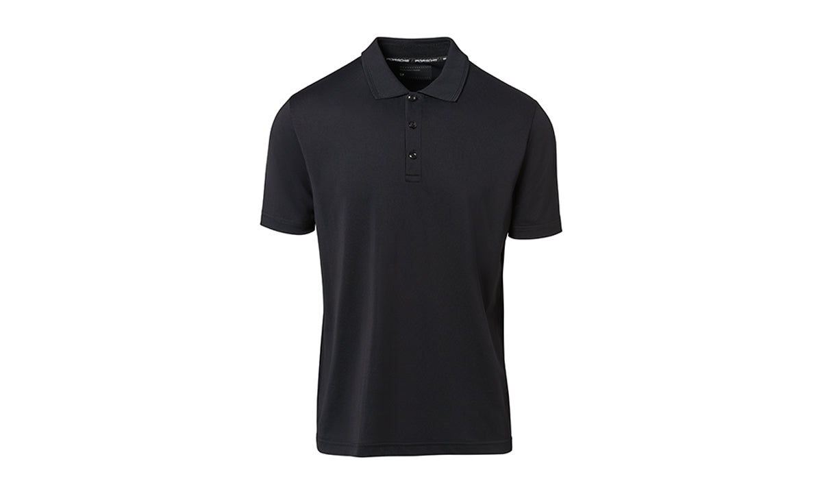 porsche driver 39 s selection men 39 s polo shirt black new. Black Bedroom Furniture Sets. Home Design Ideas