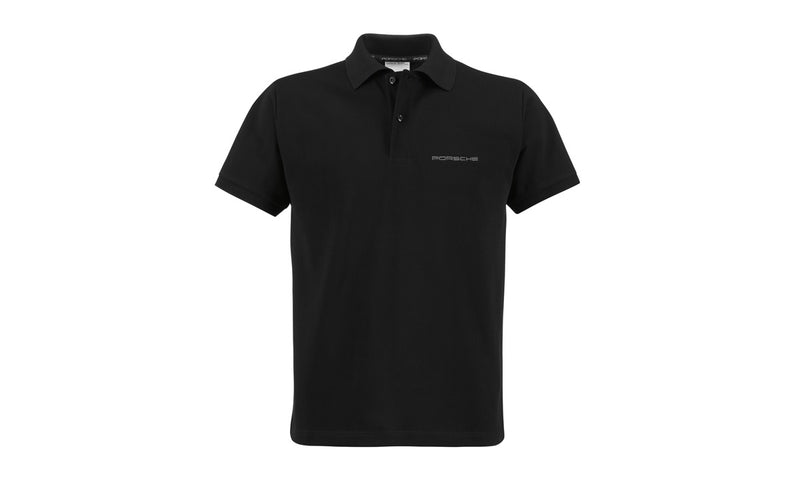 Porsche Driver's Selection Men's Classic Polo - Black