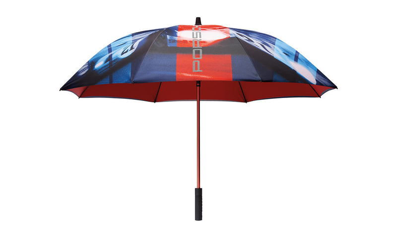 Porsche Driver's Selection Large Umbrella - Martini Racing Collection