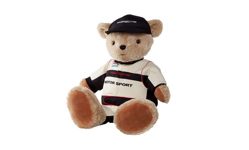 Porsche Driver's Selection Giant Motorsport Bear