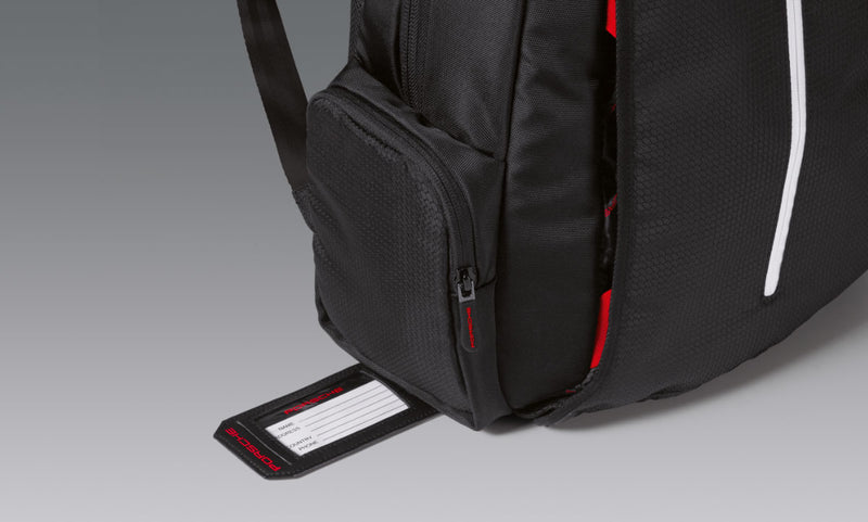 Porsche Driver's Selection Backpack - Motorsports