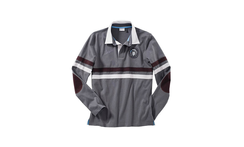 Porsche Driver's Selection Men's Rugby Shirt - Metropolitan Collection
