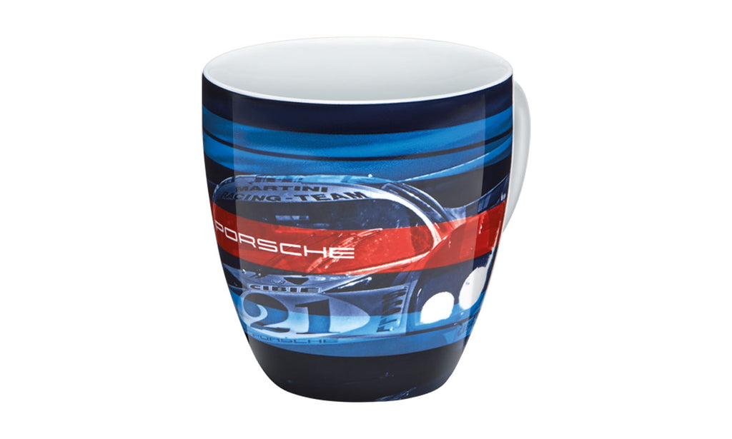 Porsche Driver's Selection Collector's Cup / Mug - Martini Racing #21