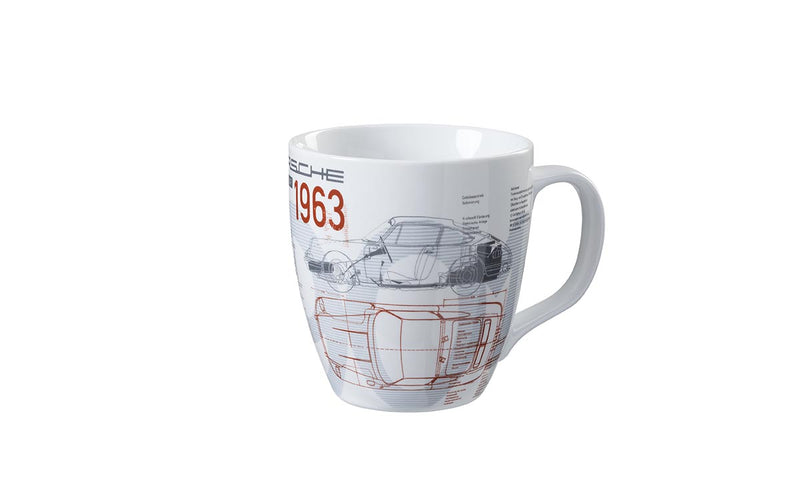 Porsche Driver's Selection Collector's Mug No. 18 - Classic Collection