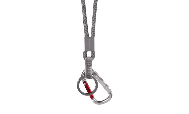 Porsche Driver's Selection Short Lanyard - Racing Collection
