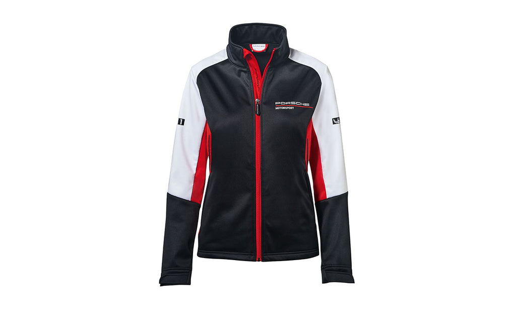 Porsche Driver's Selection Women's Softshell Jacket - Motorsport 2018
