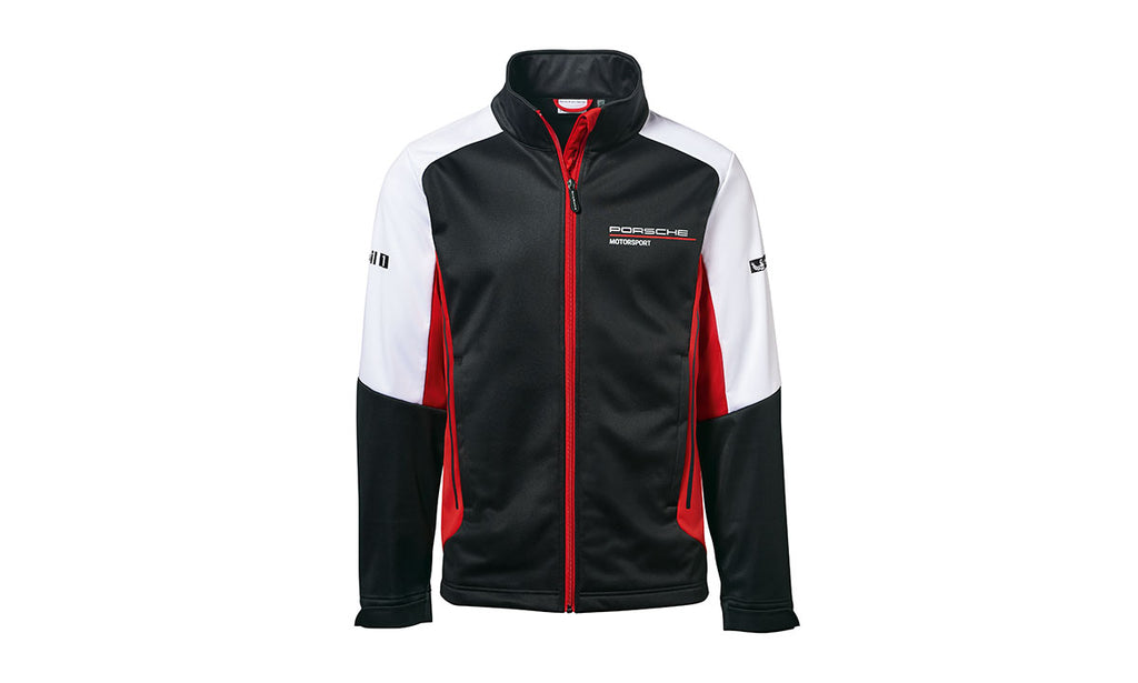 Porsche Driver's Selection Men's Softshell Jacket - Motorsport 2018