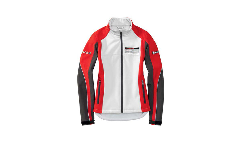 Porsche Driver's Selection Women's Softshell Jacket - Motorsport Collection